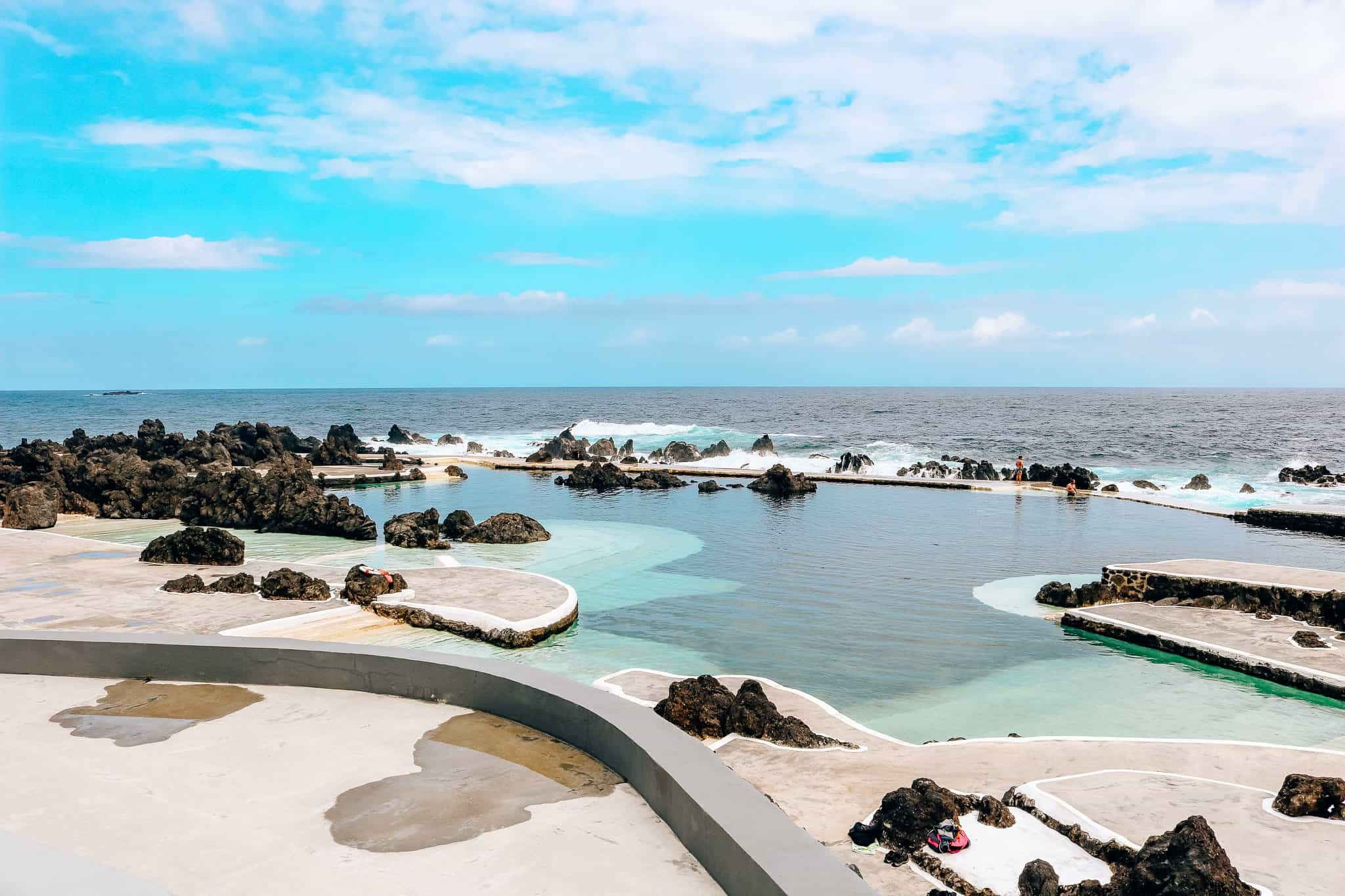 Top 7 Things to do in Madeira-Porto Moniz Swimming Pool