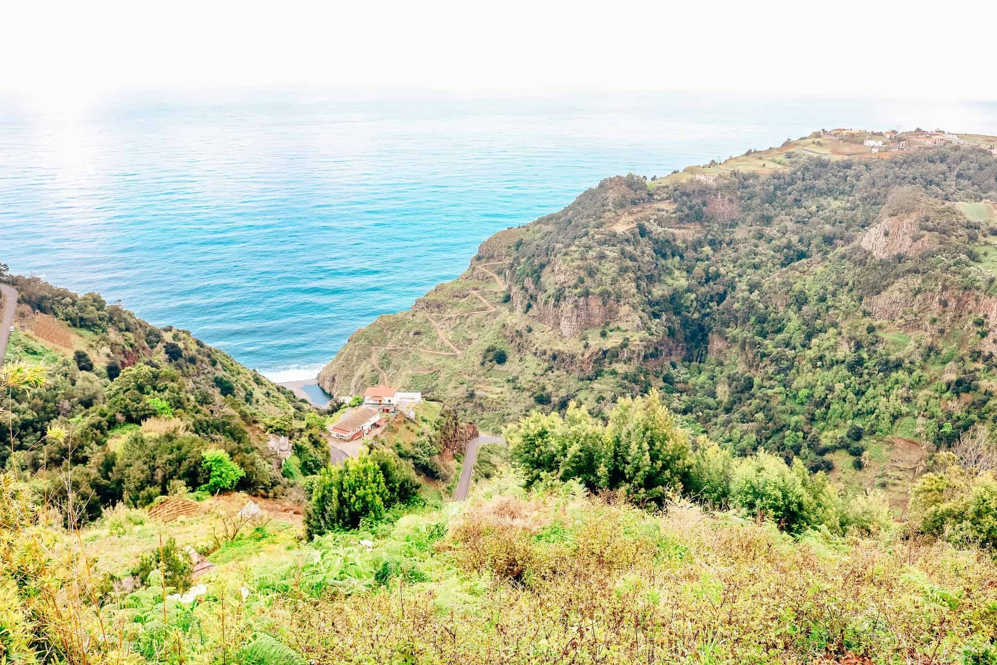 Top 7 Things to do in Madeira-viewpoint