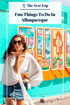 Fun Things To Do in Albuquerque in a Weekend - Your Guide for where to stay, what to see, where to eat, and what Christmas Style Chile is!
