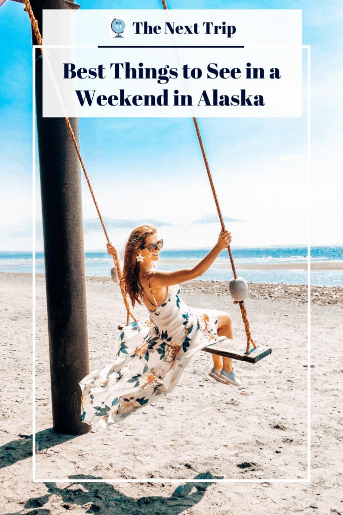 The Best Weekend in Alaska - The Kenai Peninsula 9