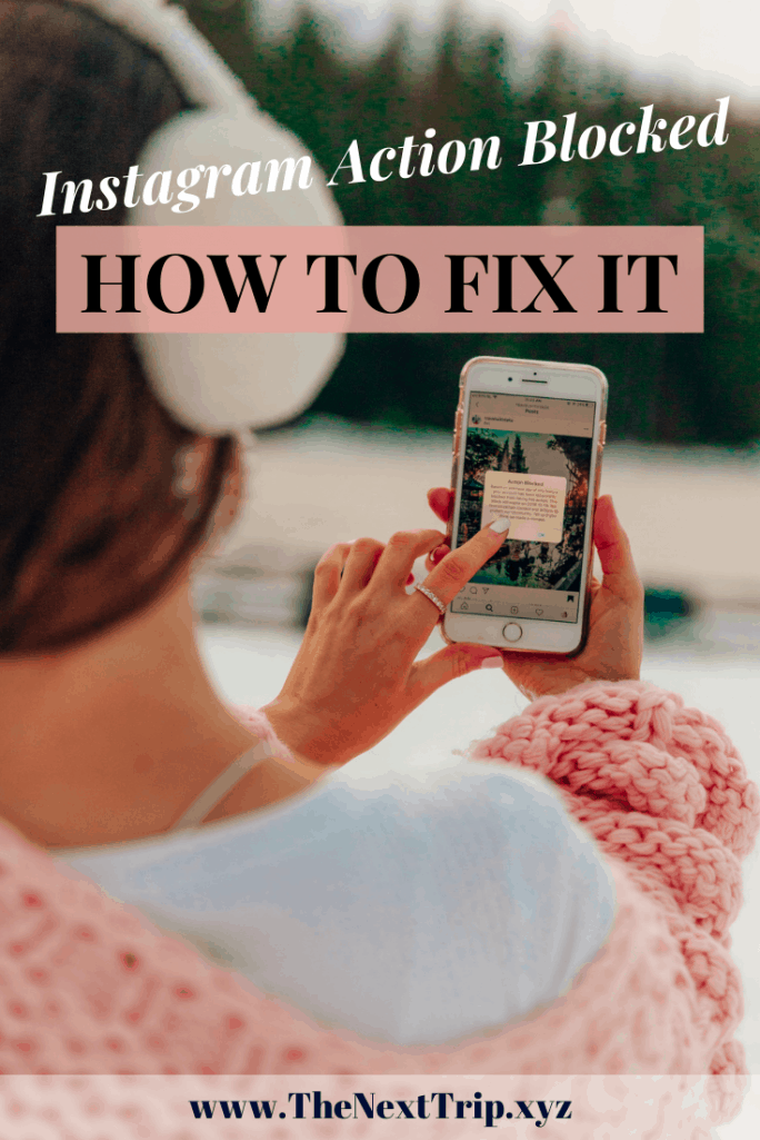 How to Fix Instagram Block. These are all the possible fixes to unblock your account and my phone call and chat with Facebook Support.
