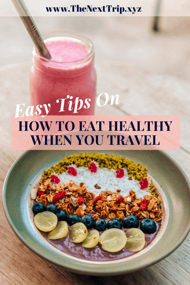 How To Stay Fit And Healthy When You Travel - 10 Easy Tips 10