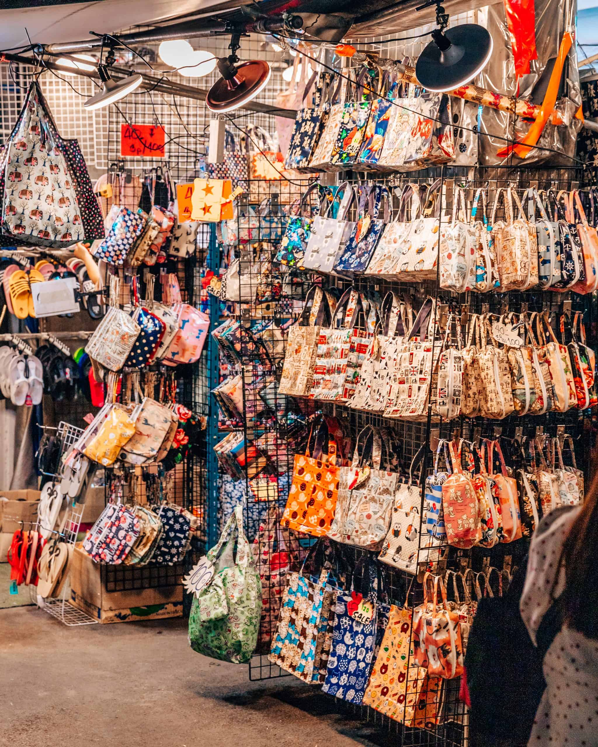 Accessories at Chatachuk Weekend Market - The Next Trip