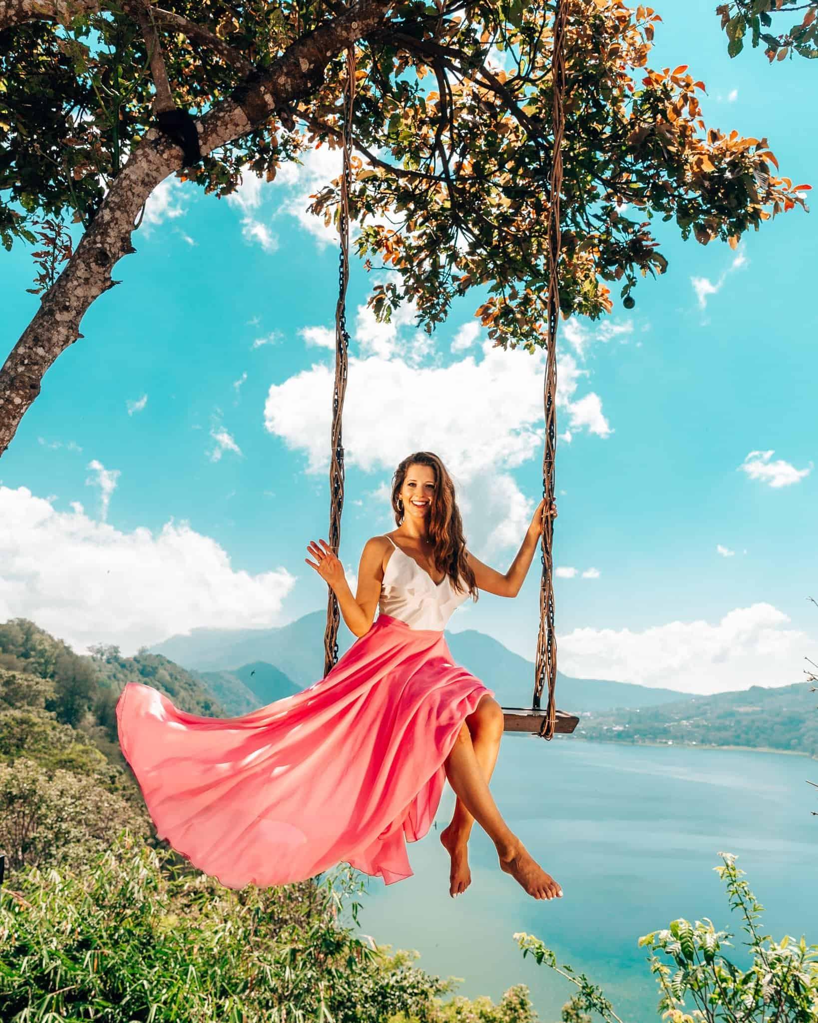 Bali Swing Hidden Hills Wanagiri Bali - The Next Trip