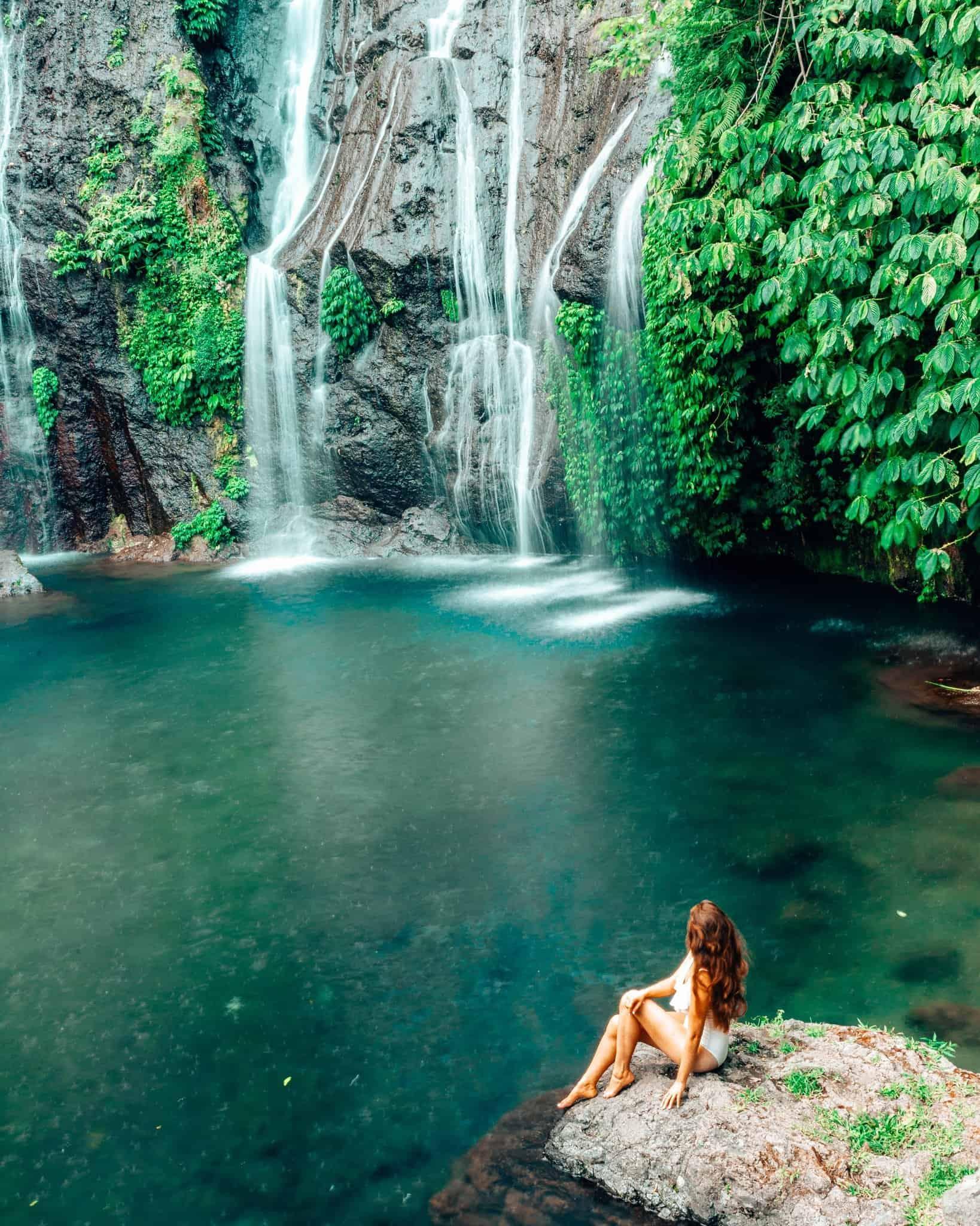 Banyumala Twin Waterdalls Bali - The Next Trip