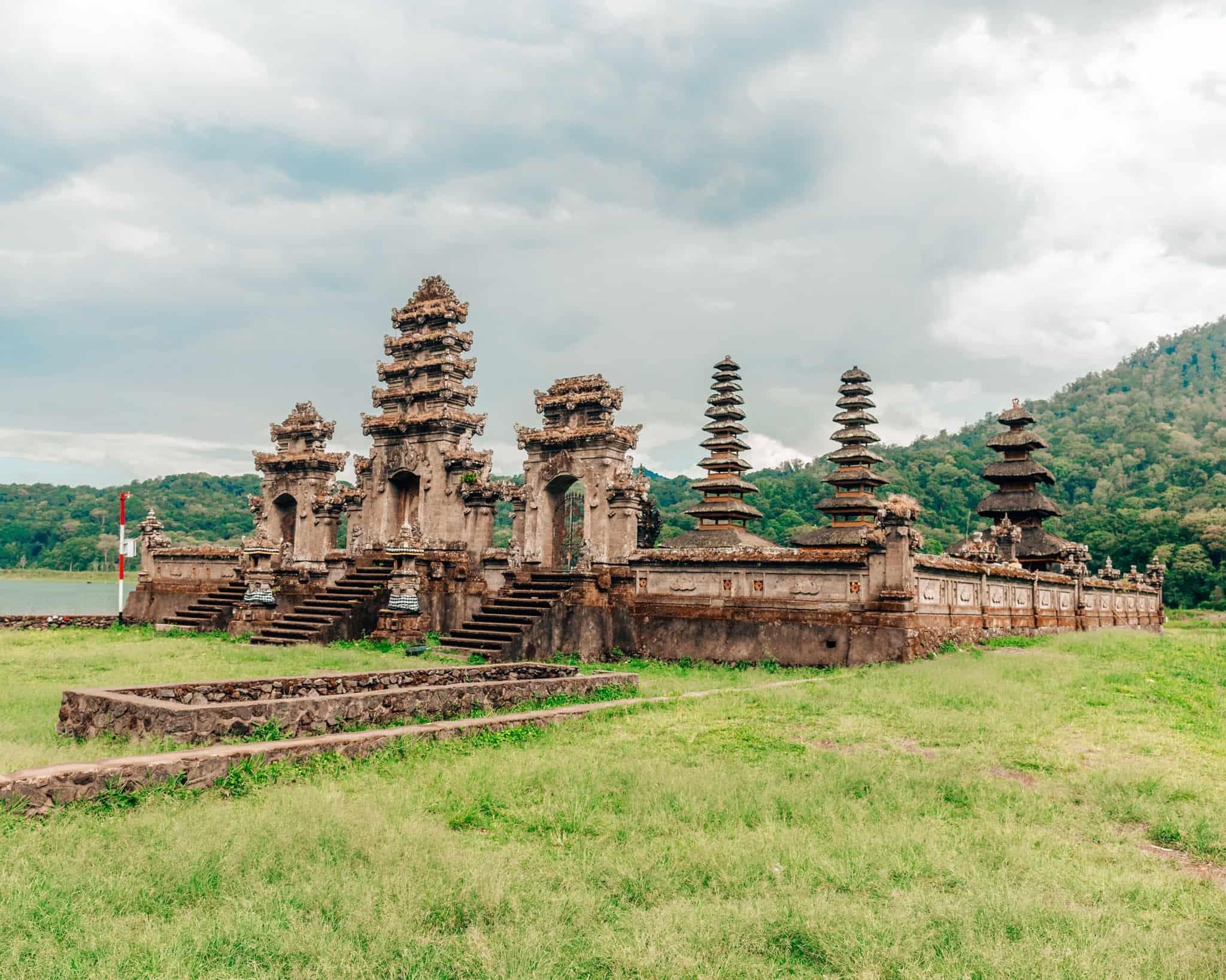 Pura Ulun Danu Tamblingan Floating Temple Bali - The Next Trip