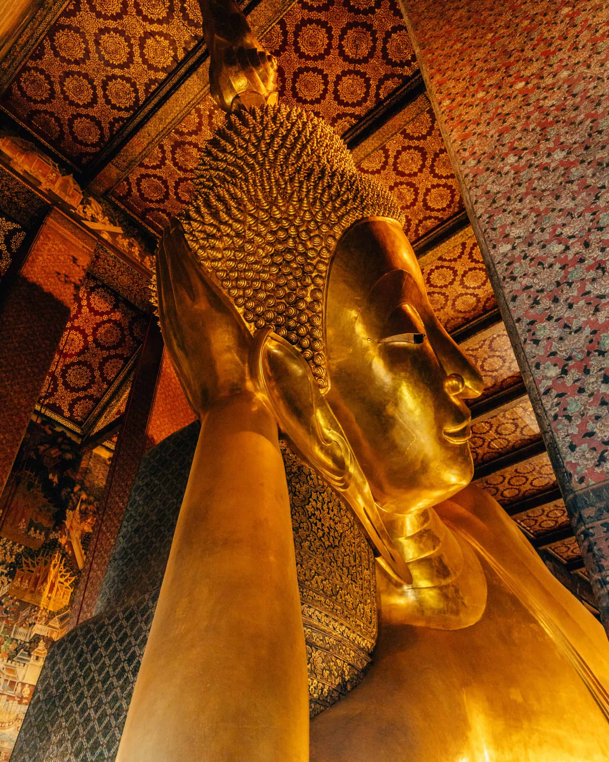 Reclining Buddha in Bangkok - The Next Trip
