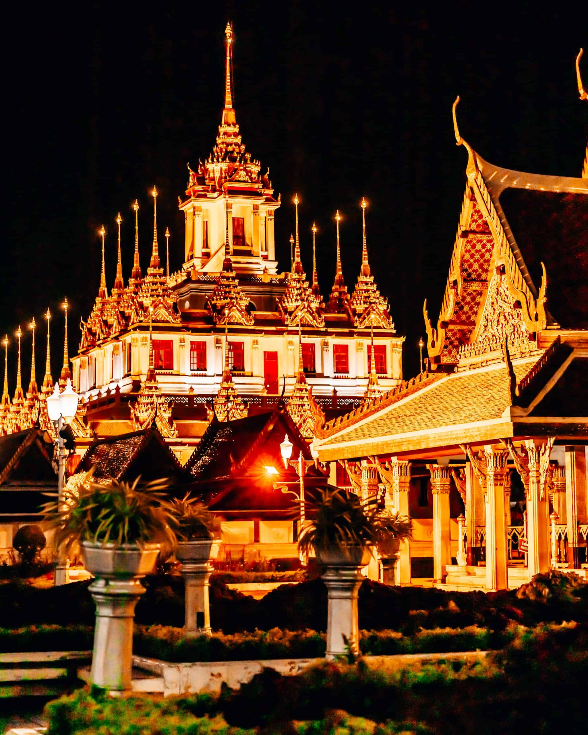 Temples in Bangkok - The Next Trip
