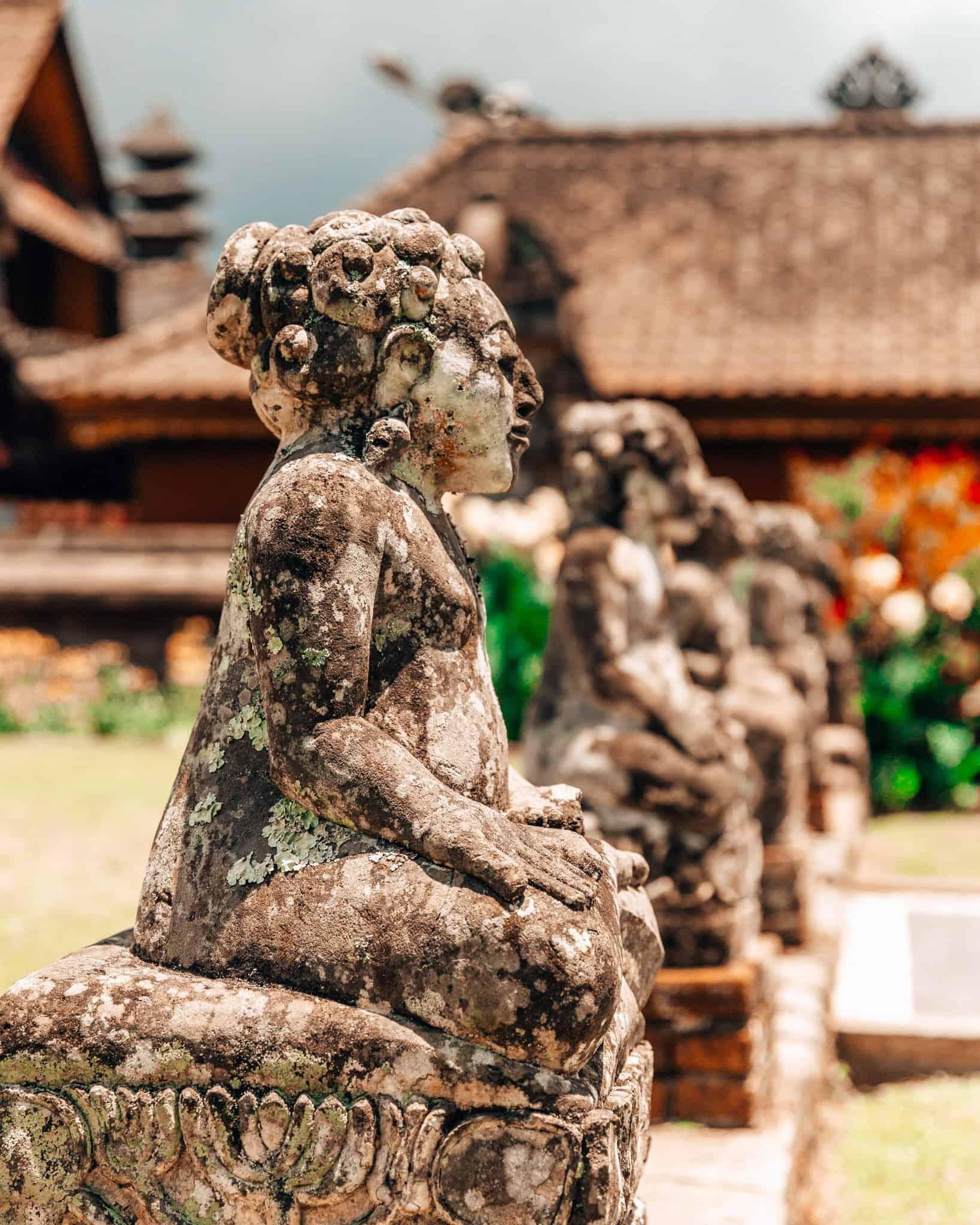 Ulun Danu Beratan Temple Bali - The Next Trip