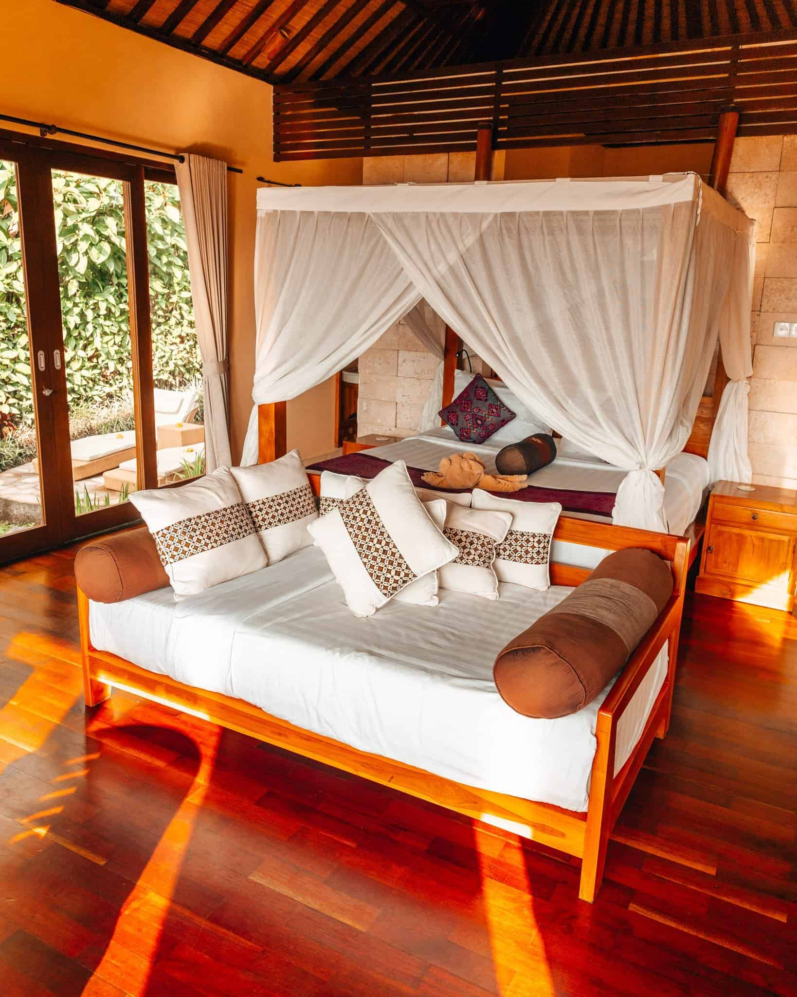Villa at Munduk Moding Plantation Bali - The Next Trip