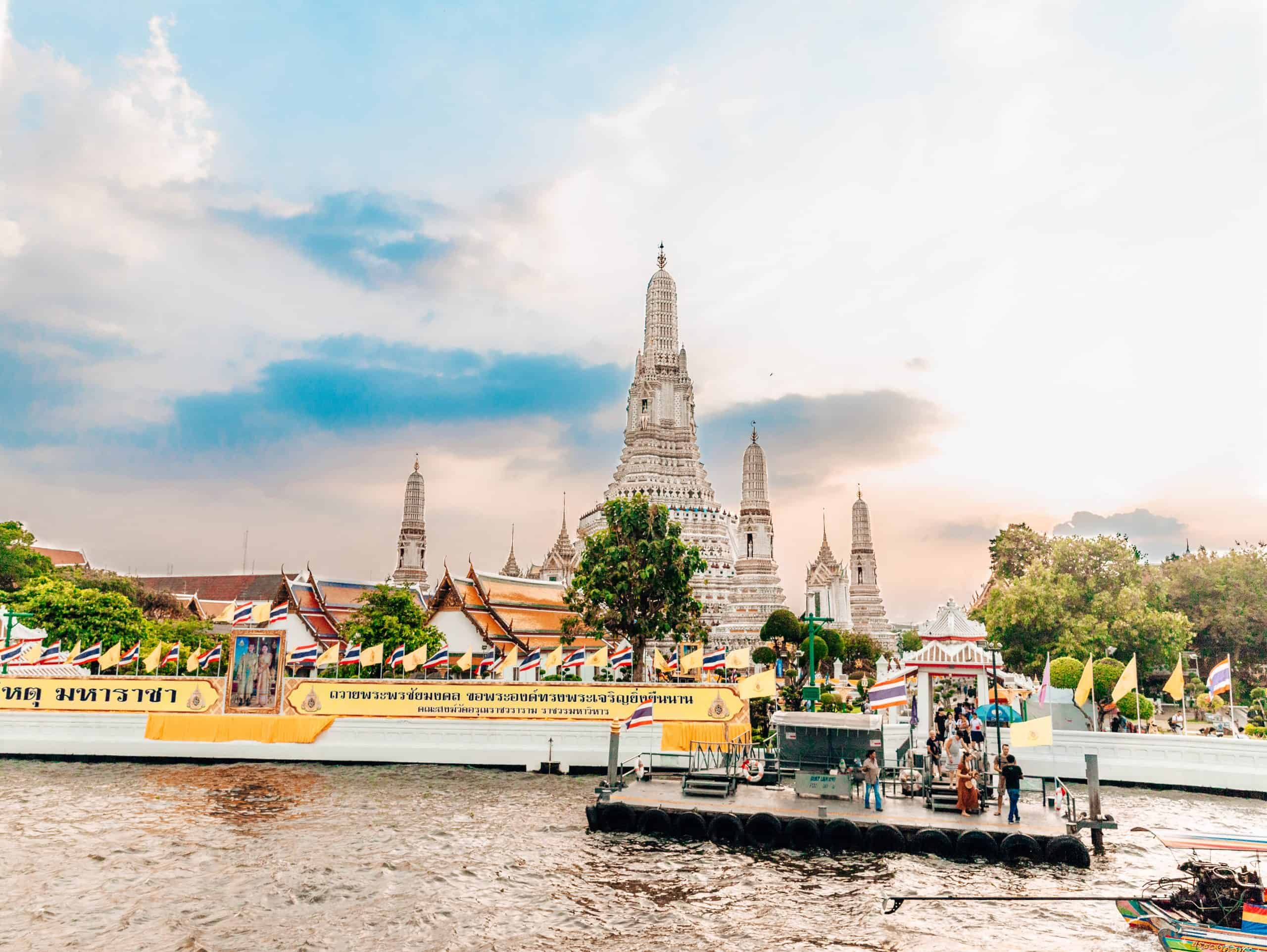 Wat Arun in Bangkok - The Next Trip