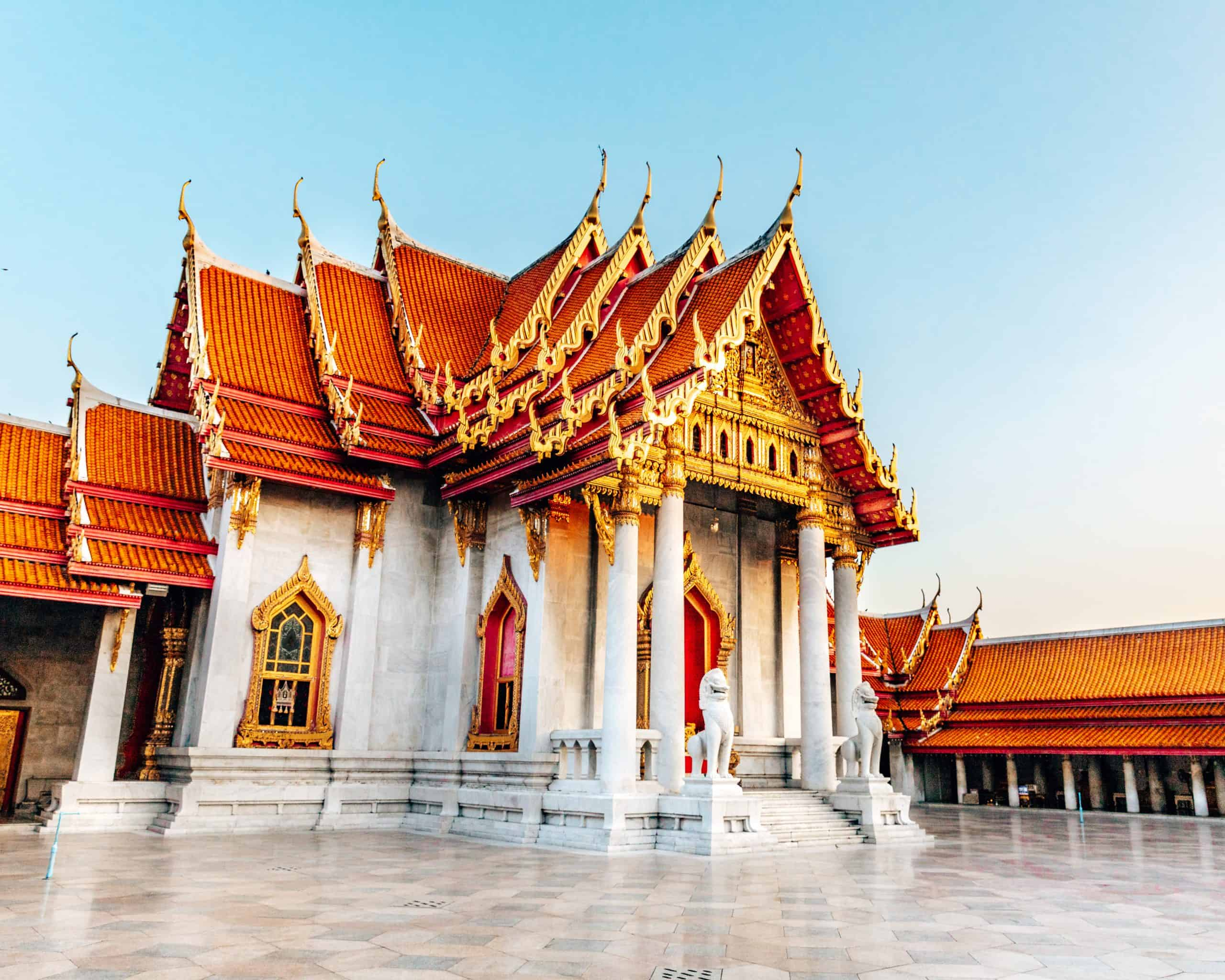 Wat Benchamabophit in Bangkok - The Next Trip