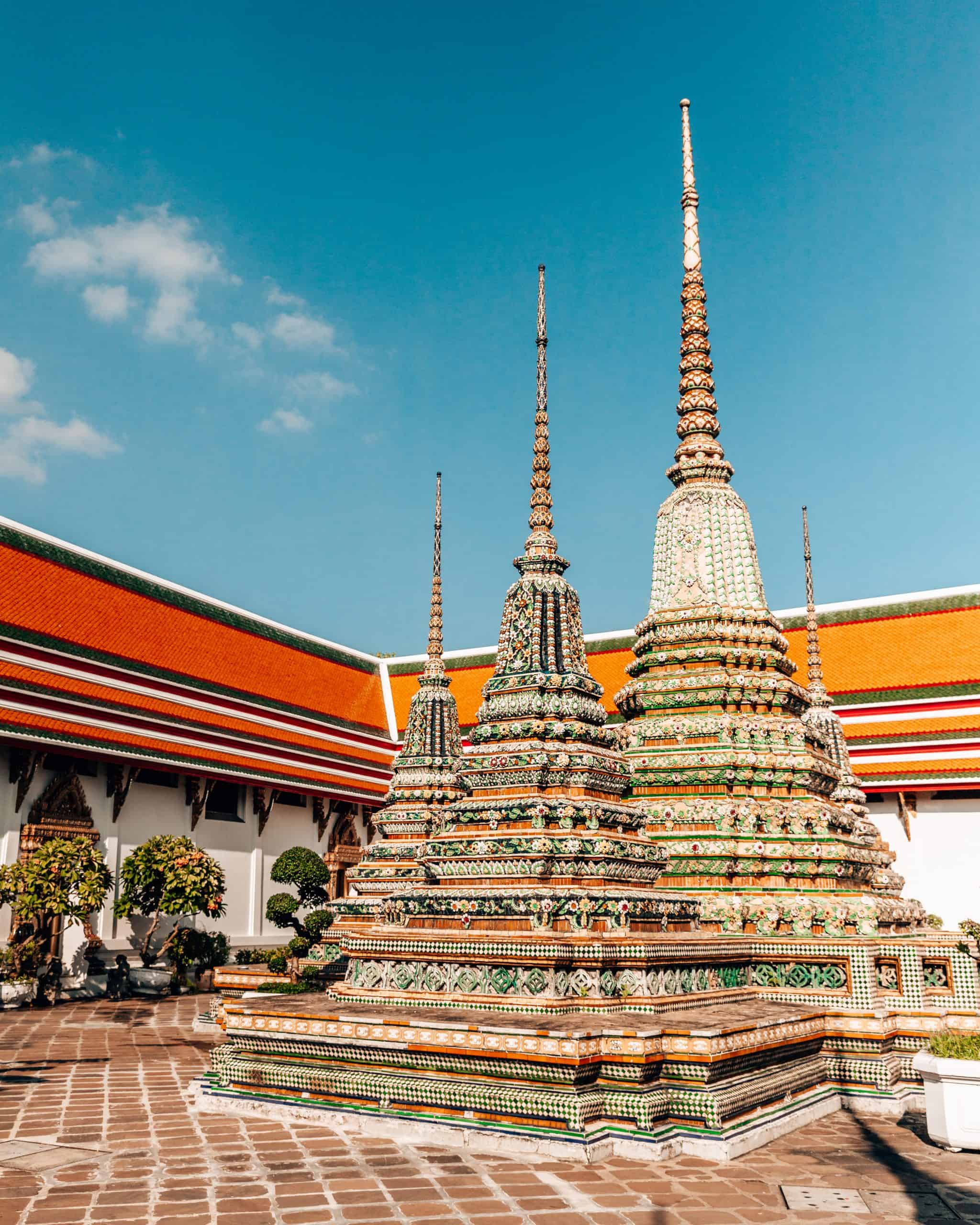 Wat Pho in Bangkok - The Next Trip