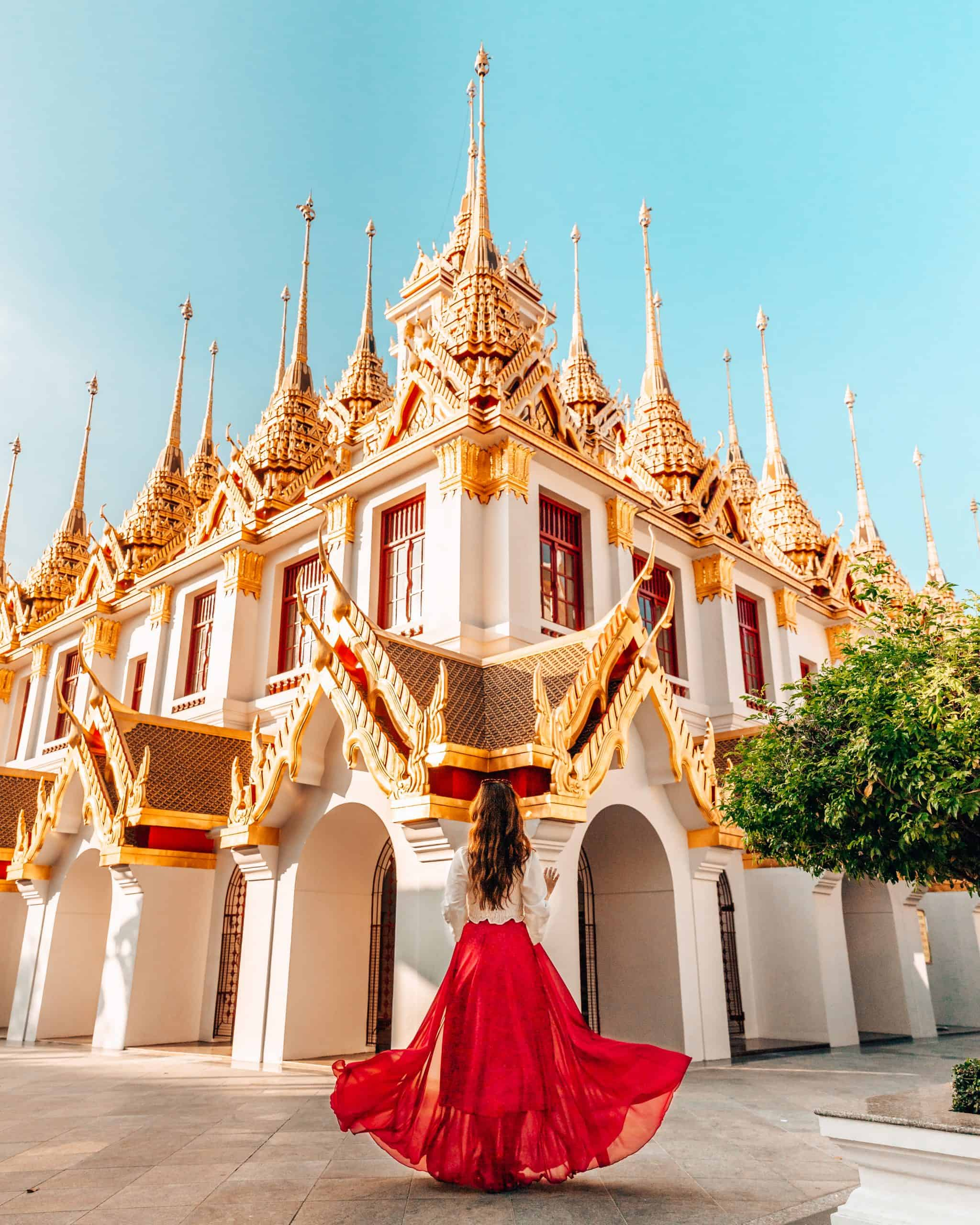 Wat Ratchanatdaram in Bangkok - The Next Trip