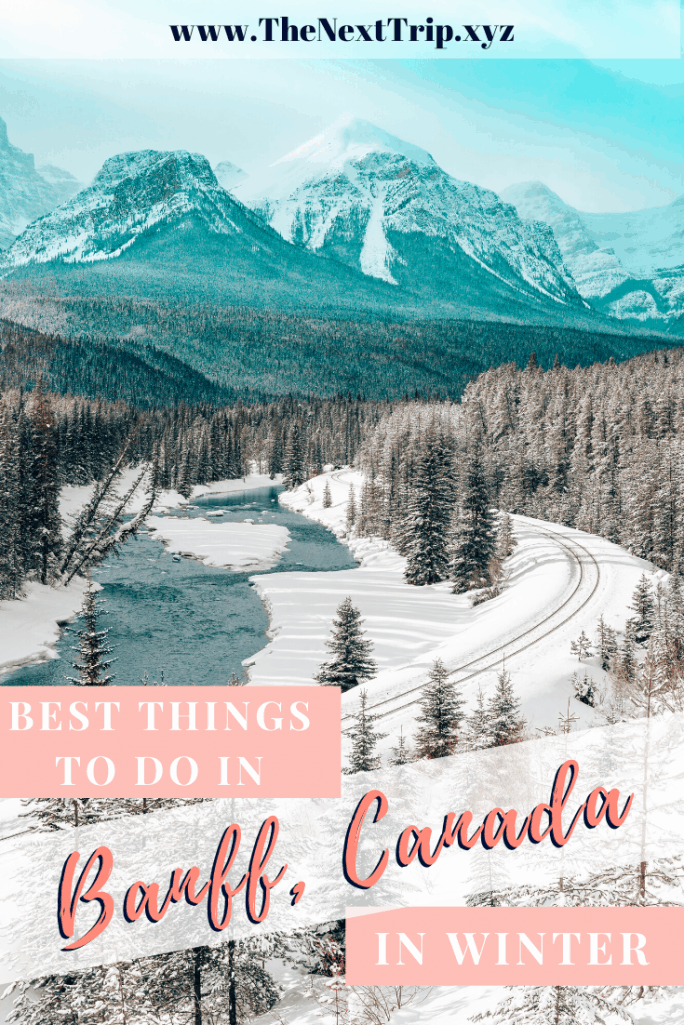 Best Things to Do in Banff in Winter. These are our top places to see in Banff, where to stay, and what to pack.
