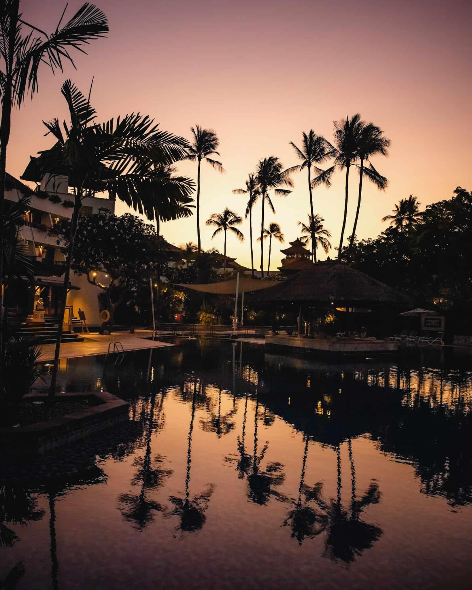 Sunrise at Nusa Dua Beach Resort and Spa - The Next Trip