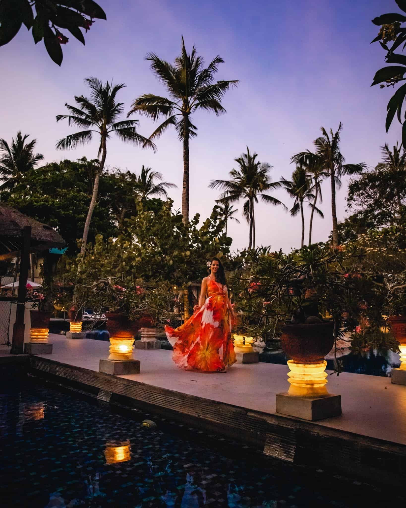 Dinner at Nusa Dua Beach Hotel and Spa Bali - The Next Trip