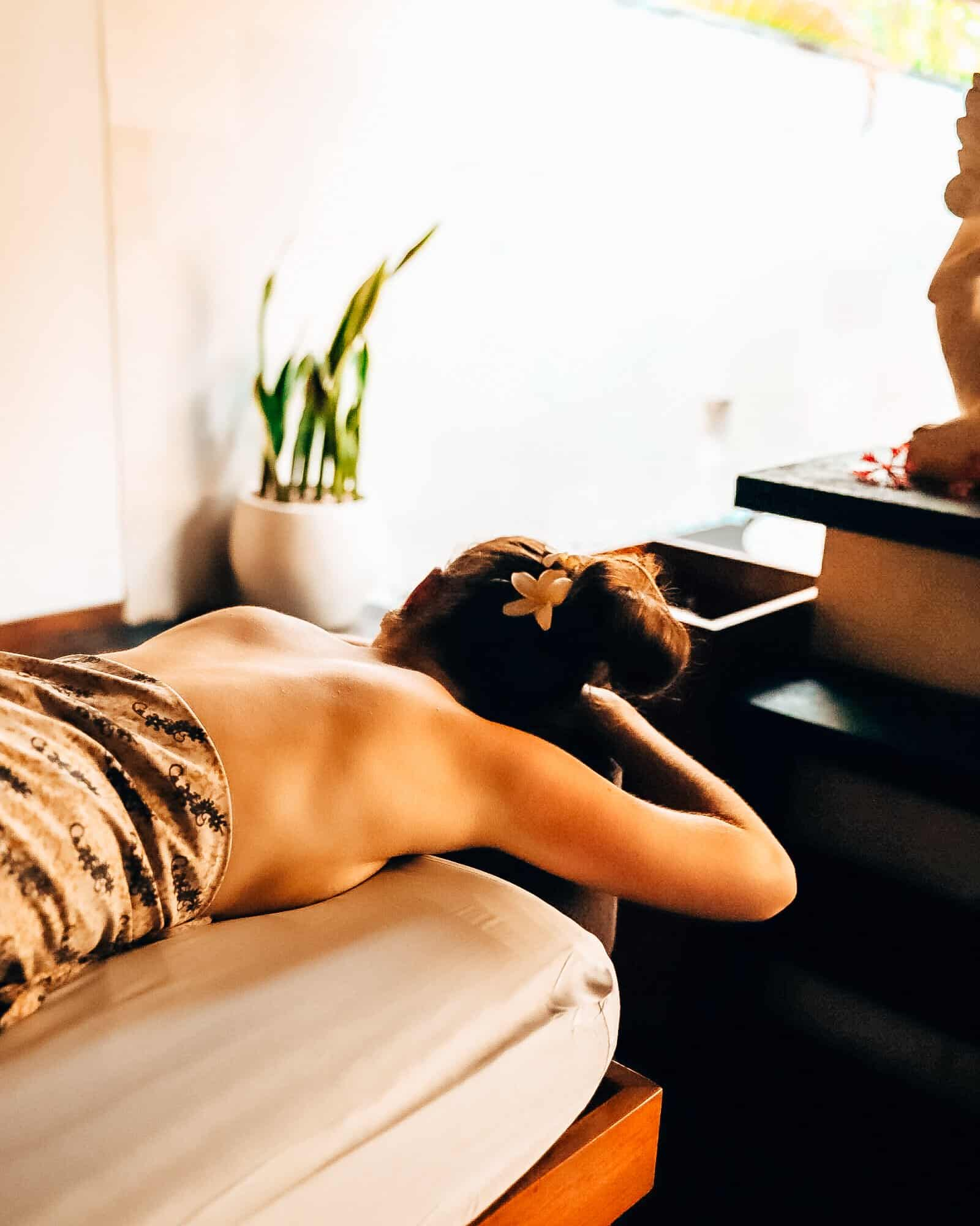 Balinese Massage at Nusa Dua Beach Resort and Spa - The Next Trip