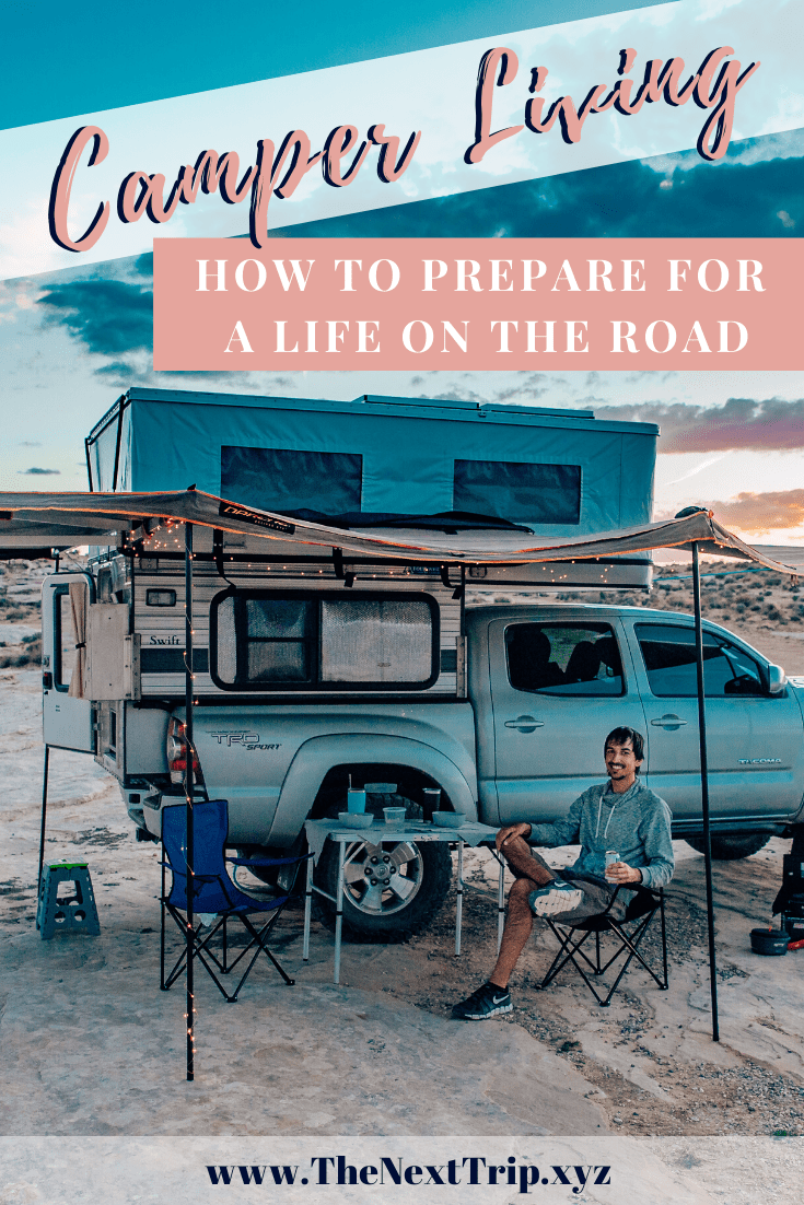 How To Best Prepare for Full Time Camper Living 36