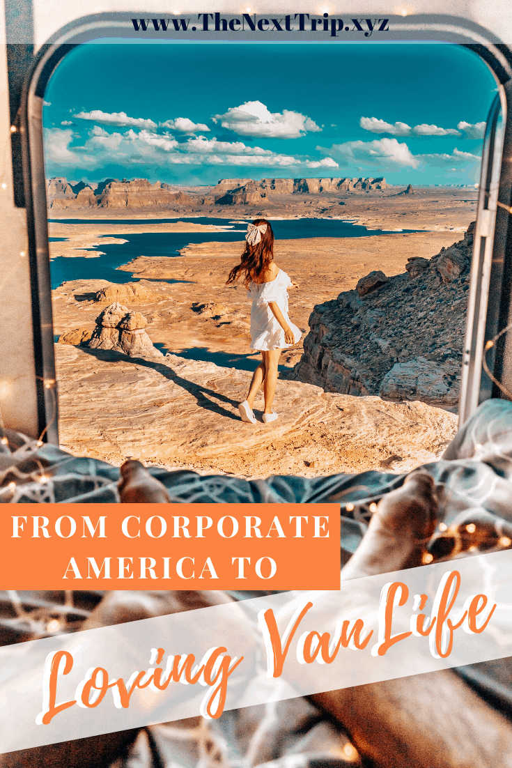 From Corporate America to VanLife! How we made the crazy transition and decided to live a life on the road!