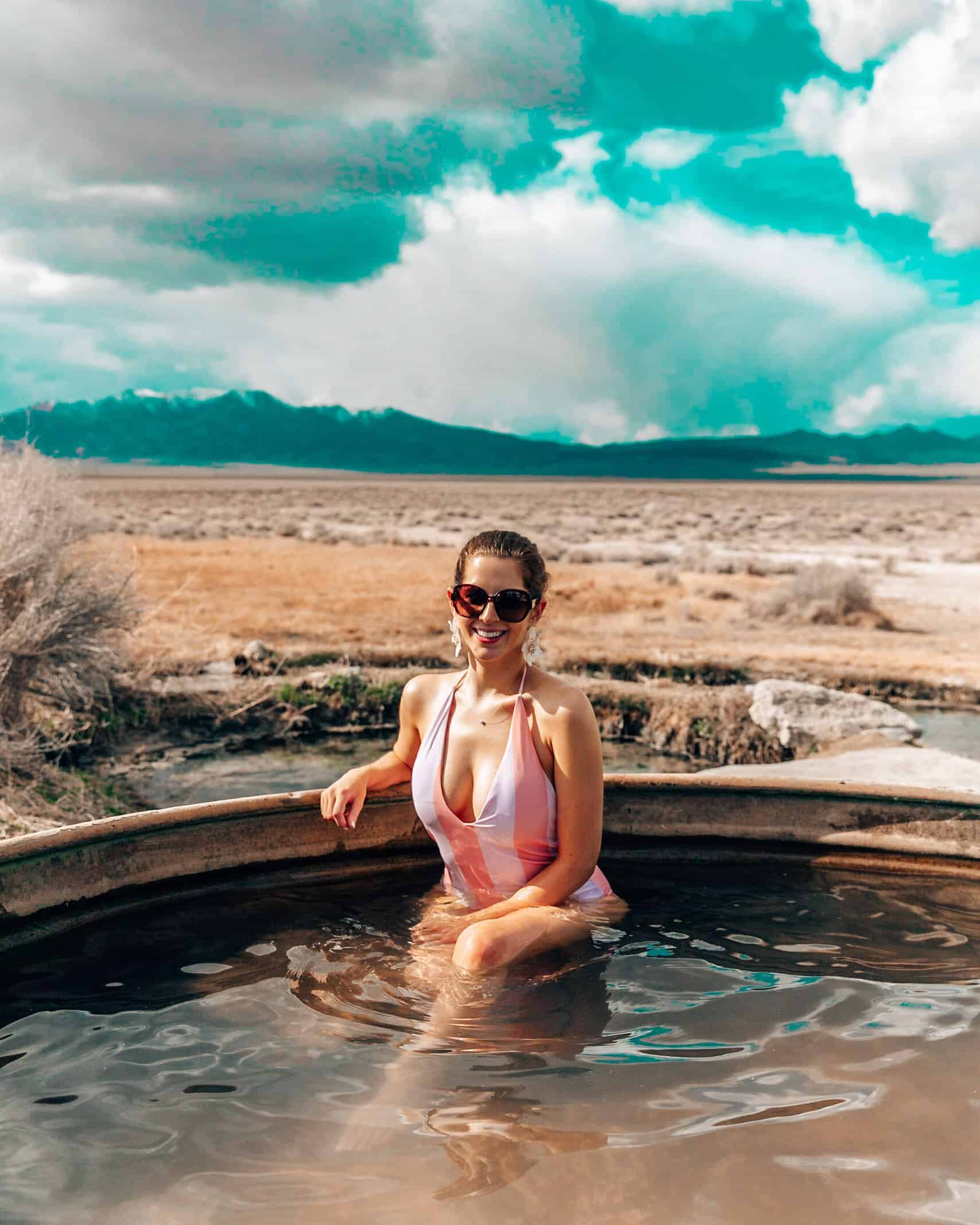 Spencer Hot Springs in Nevada - The Next Trip