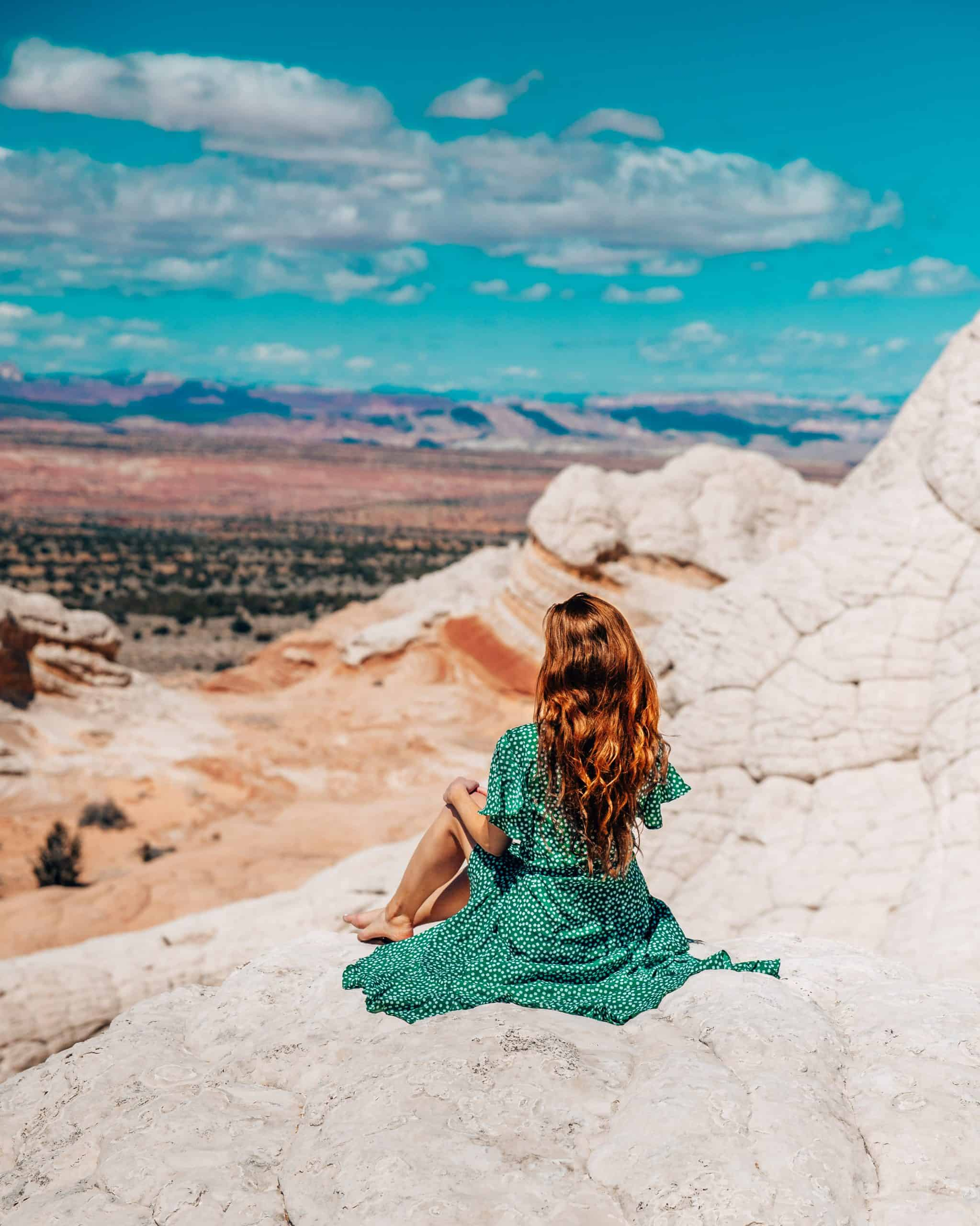 View from White Pocket Arizona