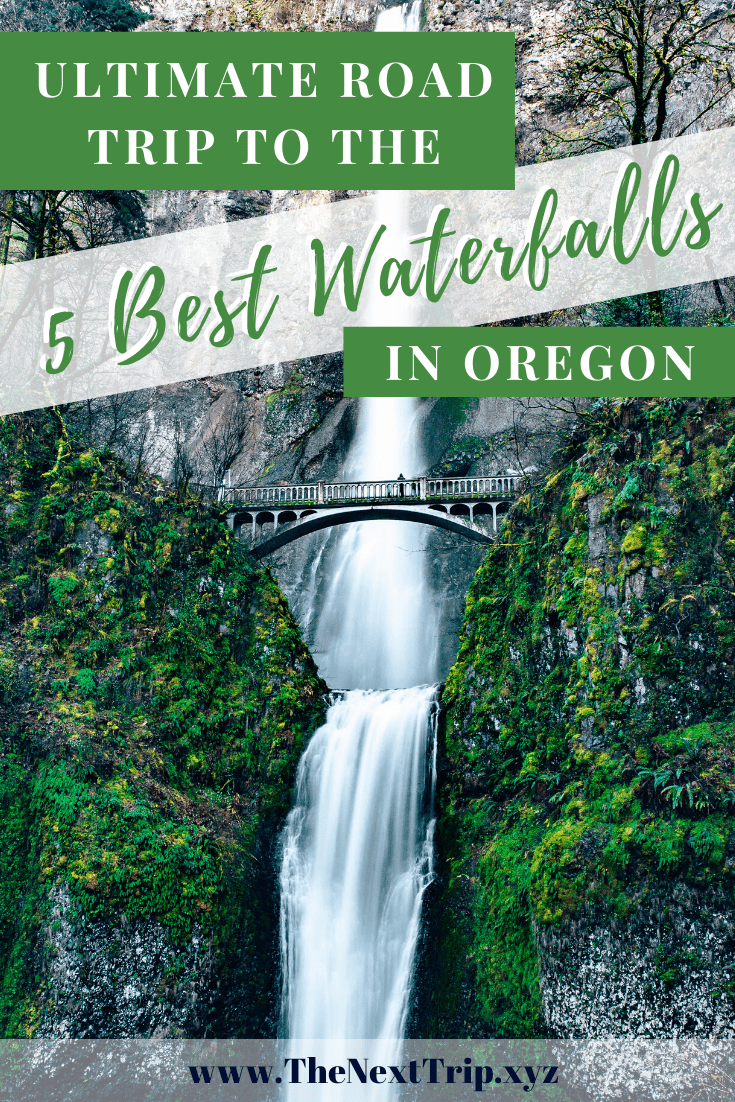 The Ultimate Oregon Roadtrip Itinerary to the 5 Best Waterfalls in Oregon