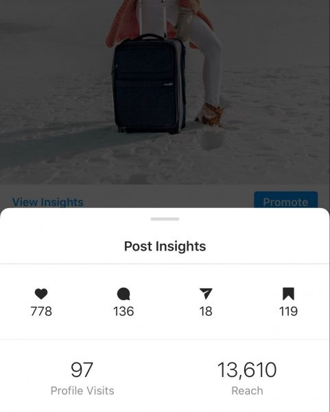 The Next Trip Instagram Post Insights