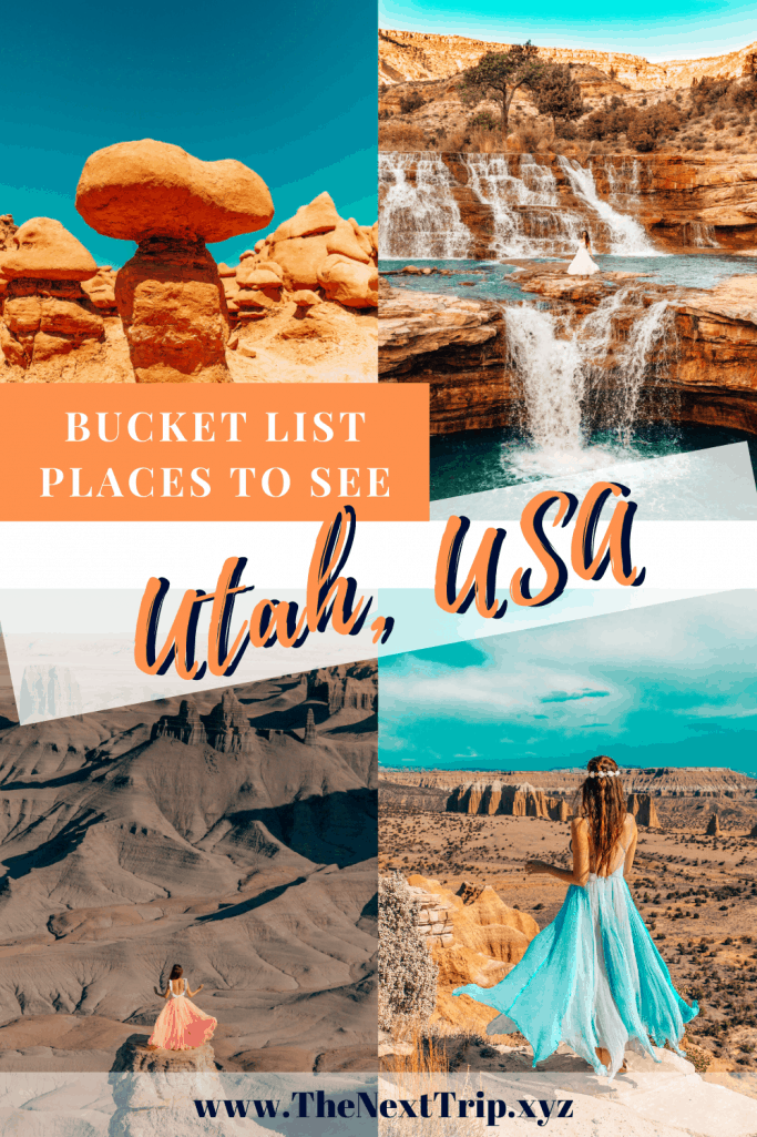 Best Hidden Places in Utah to Explore on a Road Trip