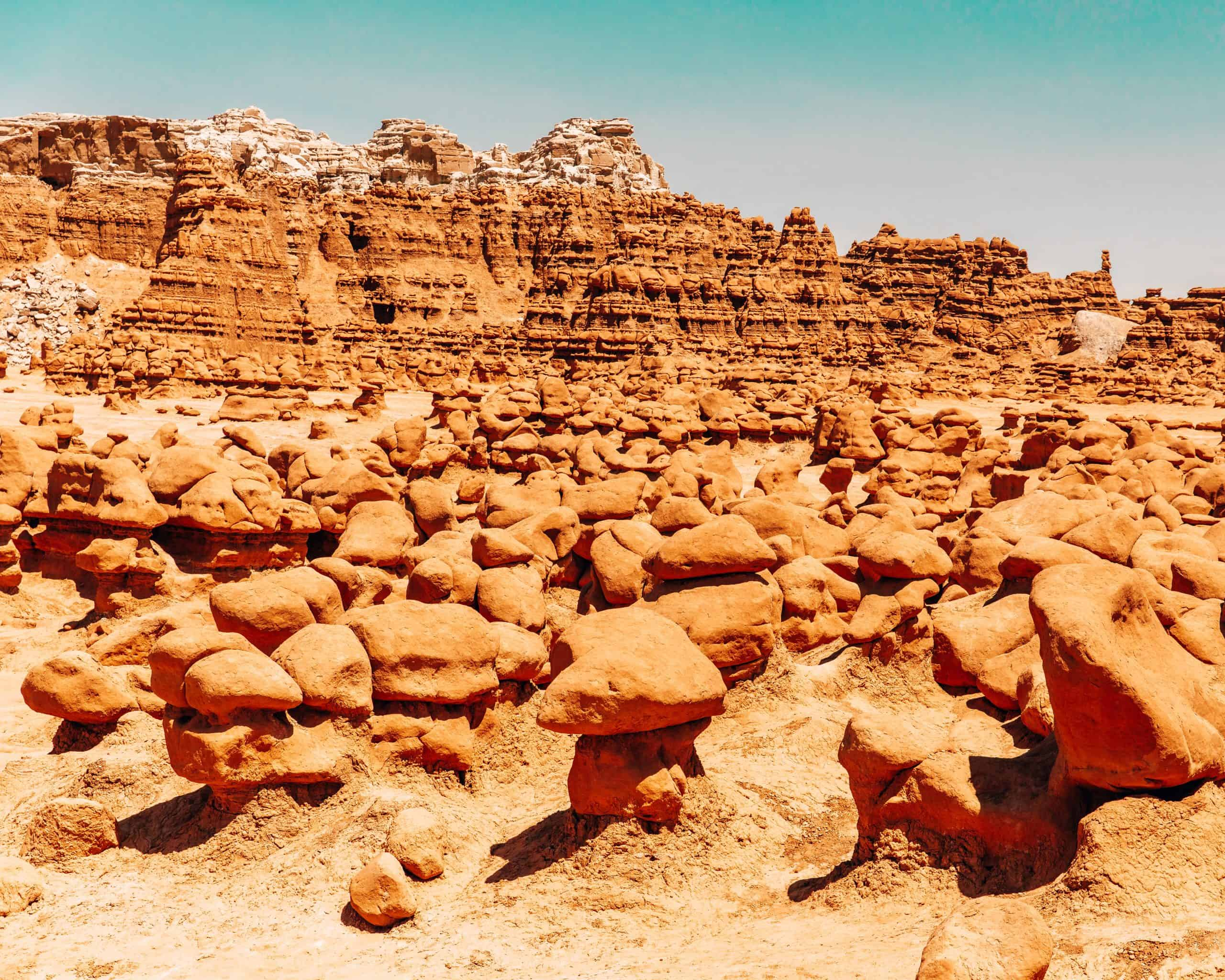 Goblin Valley State Park Utah