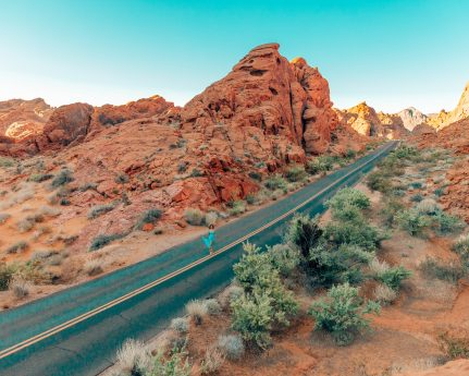 The Ultimate Instagram Guide to the Fire Wave and Valley of Fire State Park 7