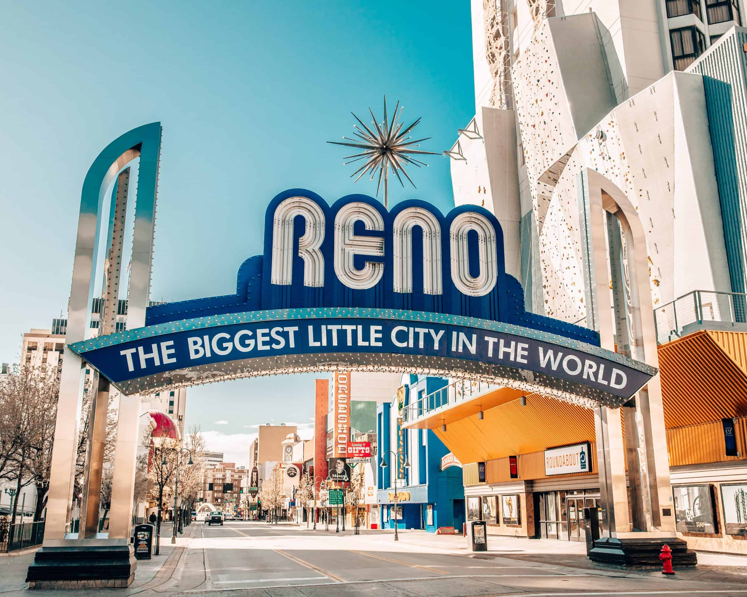 Perfect Weekend in Reno and Best Day Trips from Reno