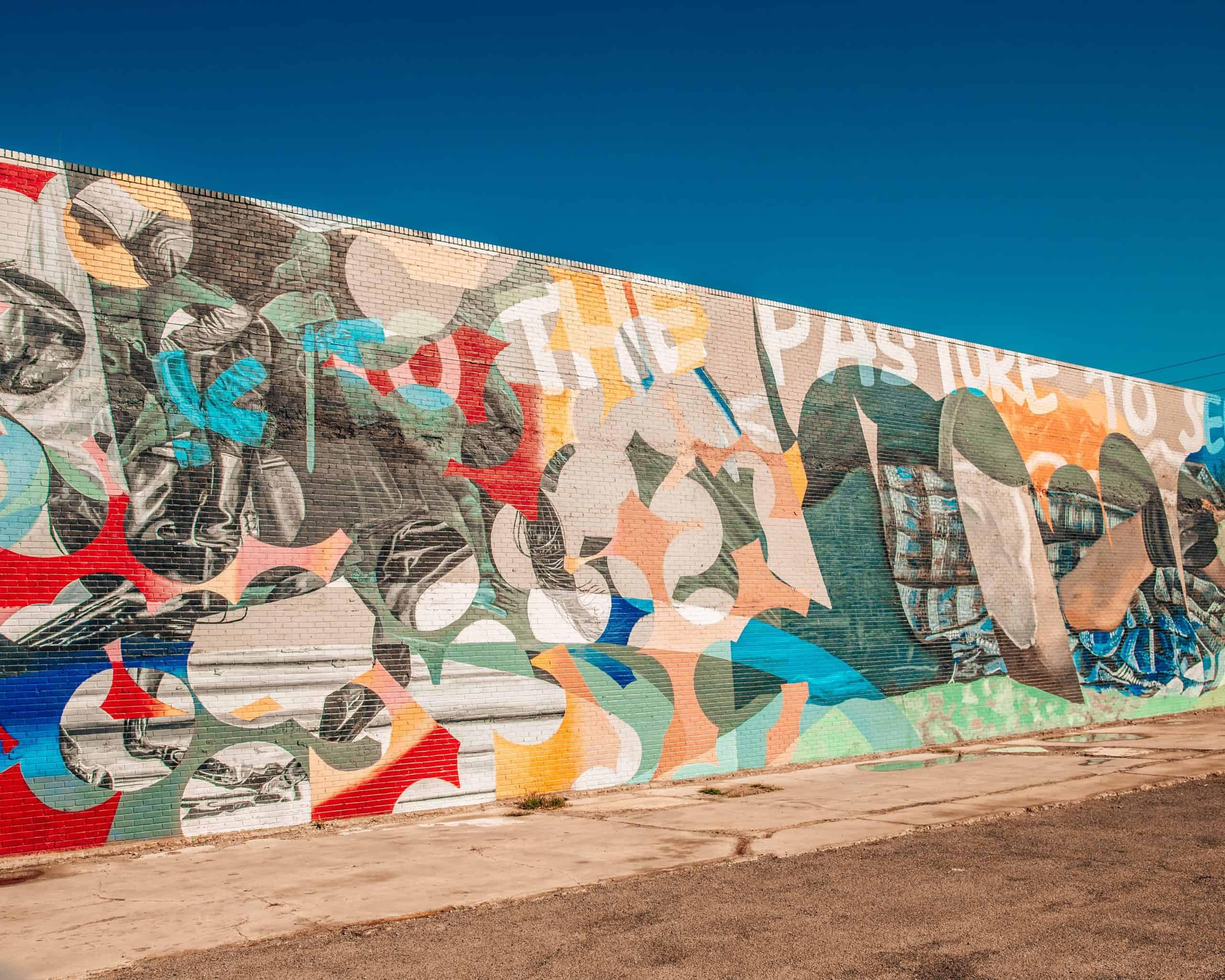 Mural in Reno