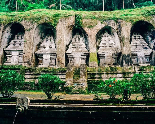 Pura Gunung Kawi Temple in Bali - 10 Bali Hidden Gems