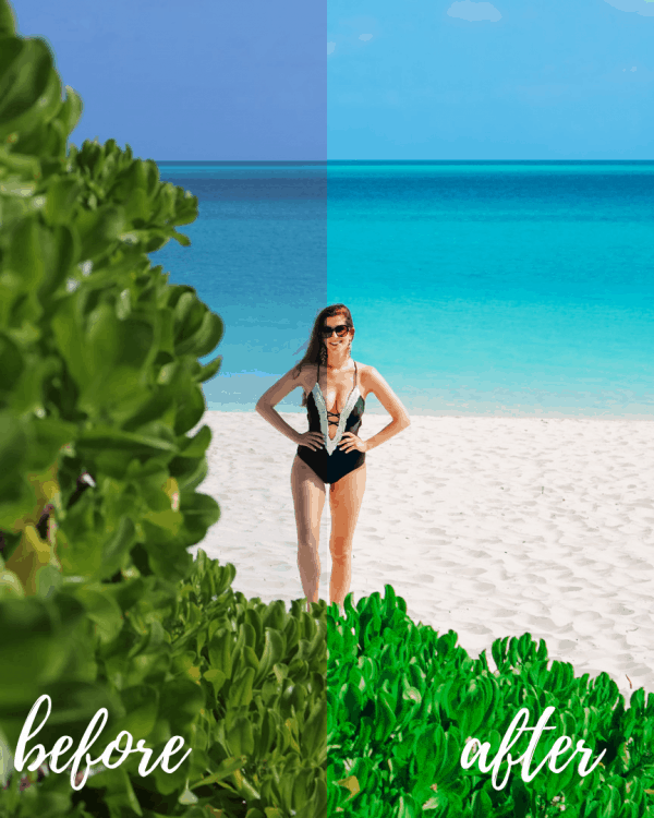 Summer Love Mobile Lightroom Preset Collection 1