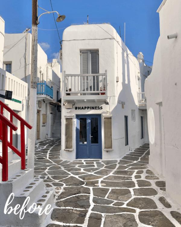 Santorini Mykonos Mobile Preset Collection 3