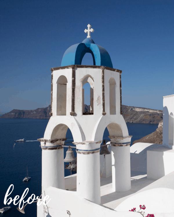 Santorini Mykonos Mobile Preset Collection 9