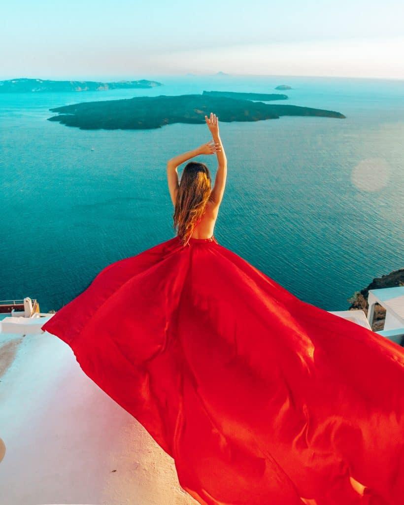 Santorini Dress 7