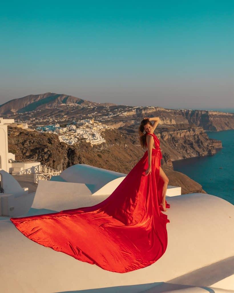 Santorini Dress 8