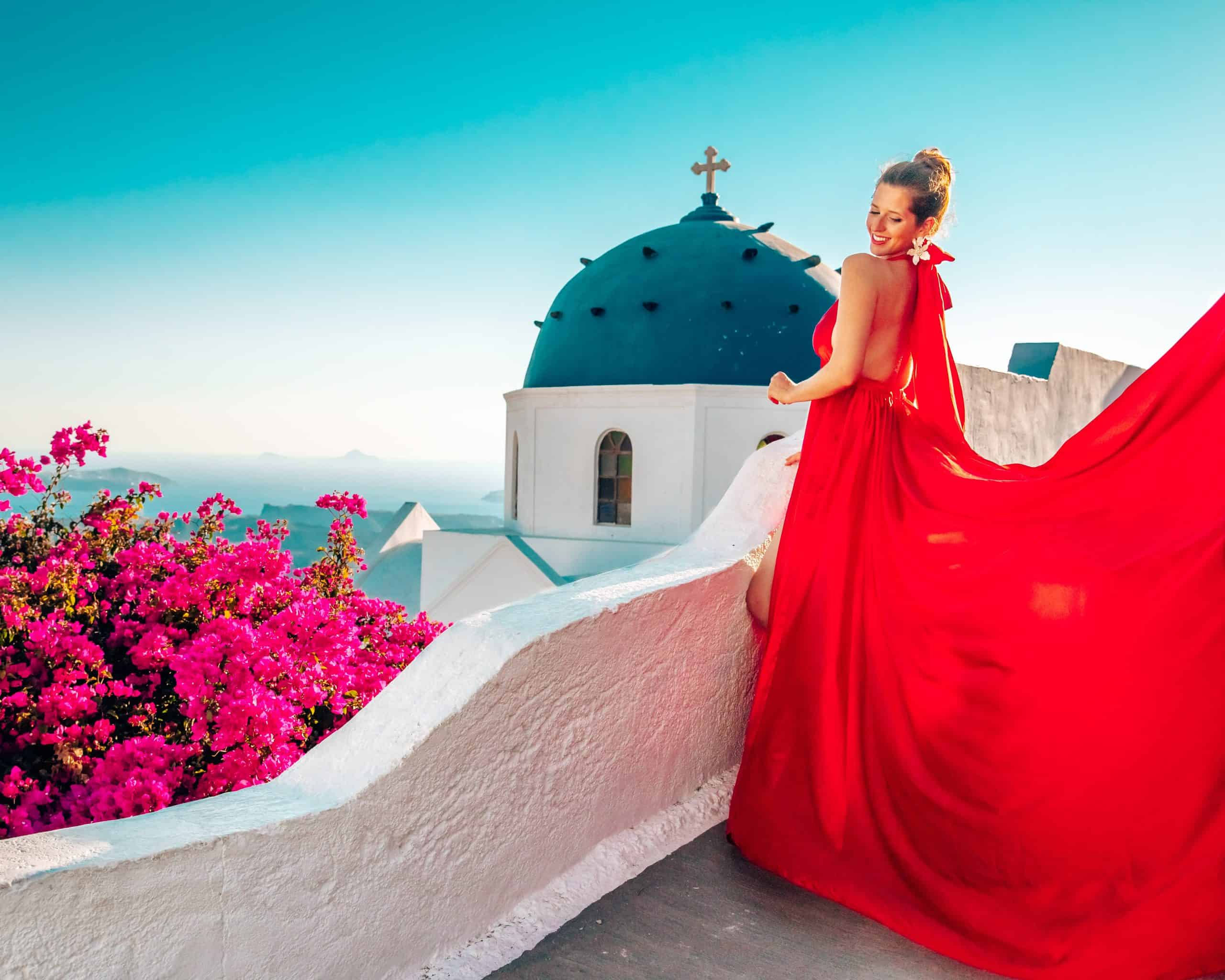 15 Most Instagrammable Places in Santorini