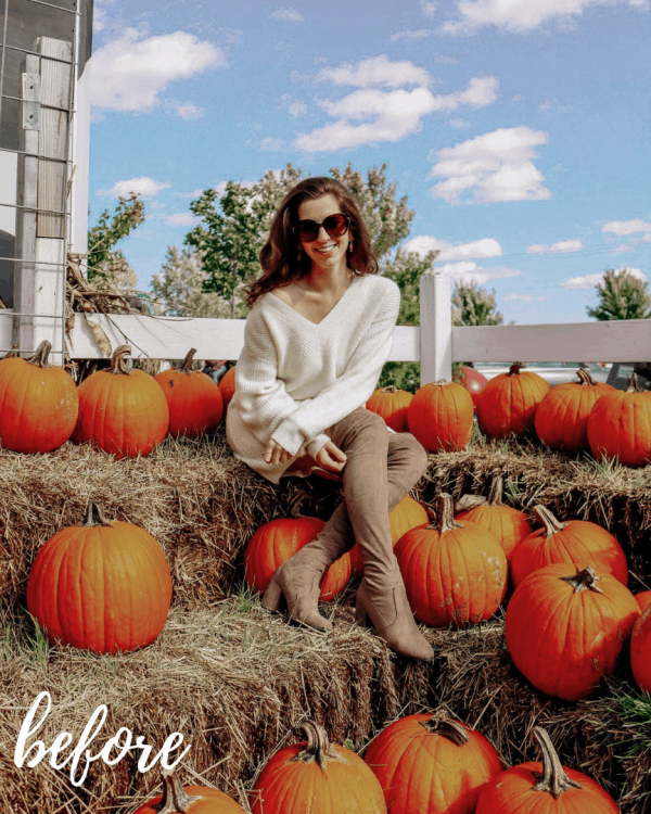 Fall Mobile Lightroom Preset Collection 2