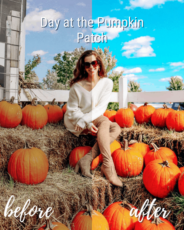 Fall Mobile Lightroom Preset Collection 1