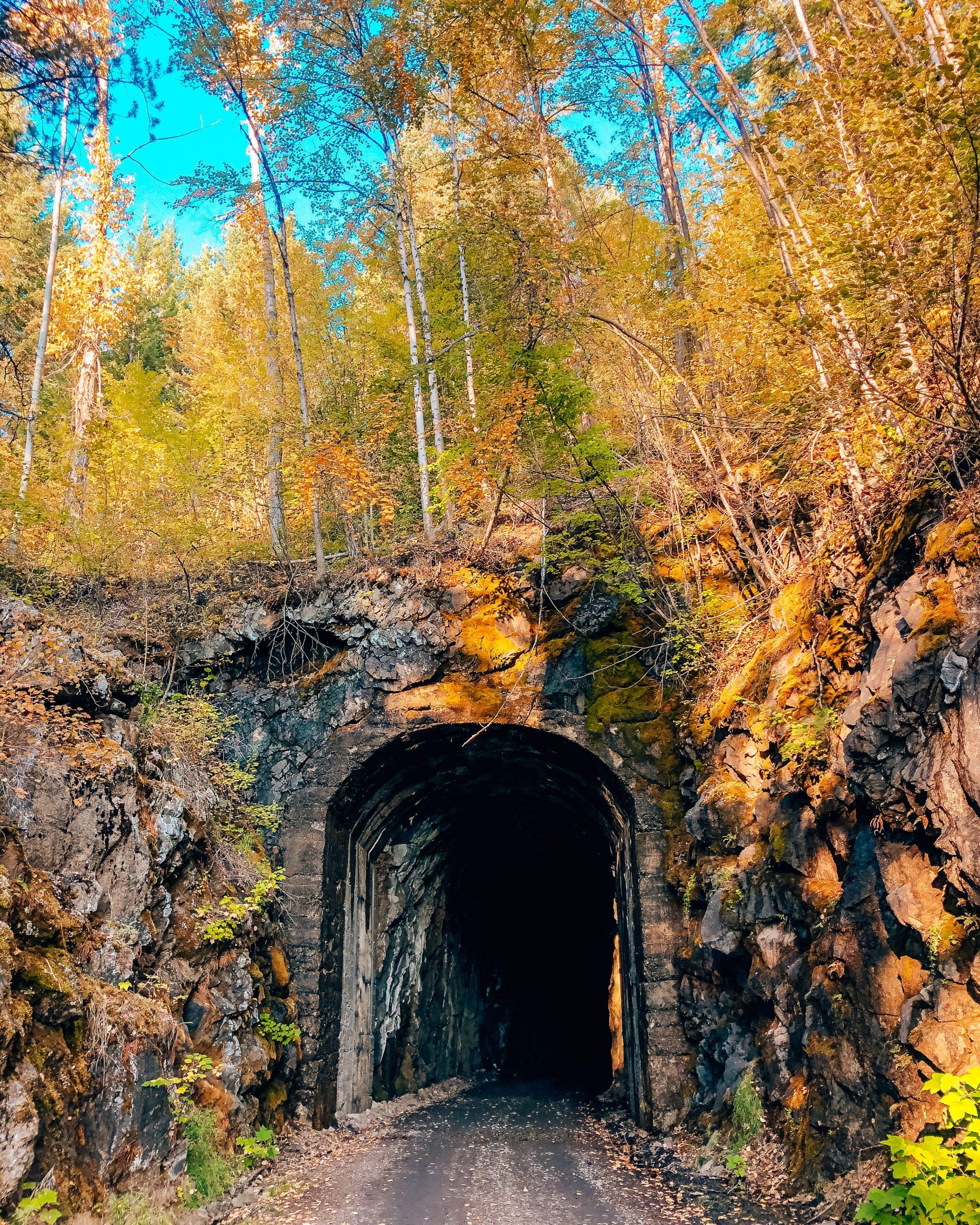Bulldog Tunnel British Columbia