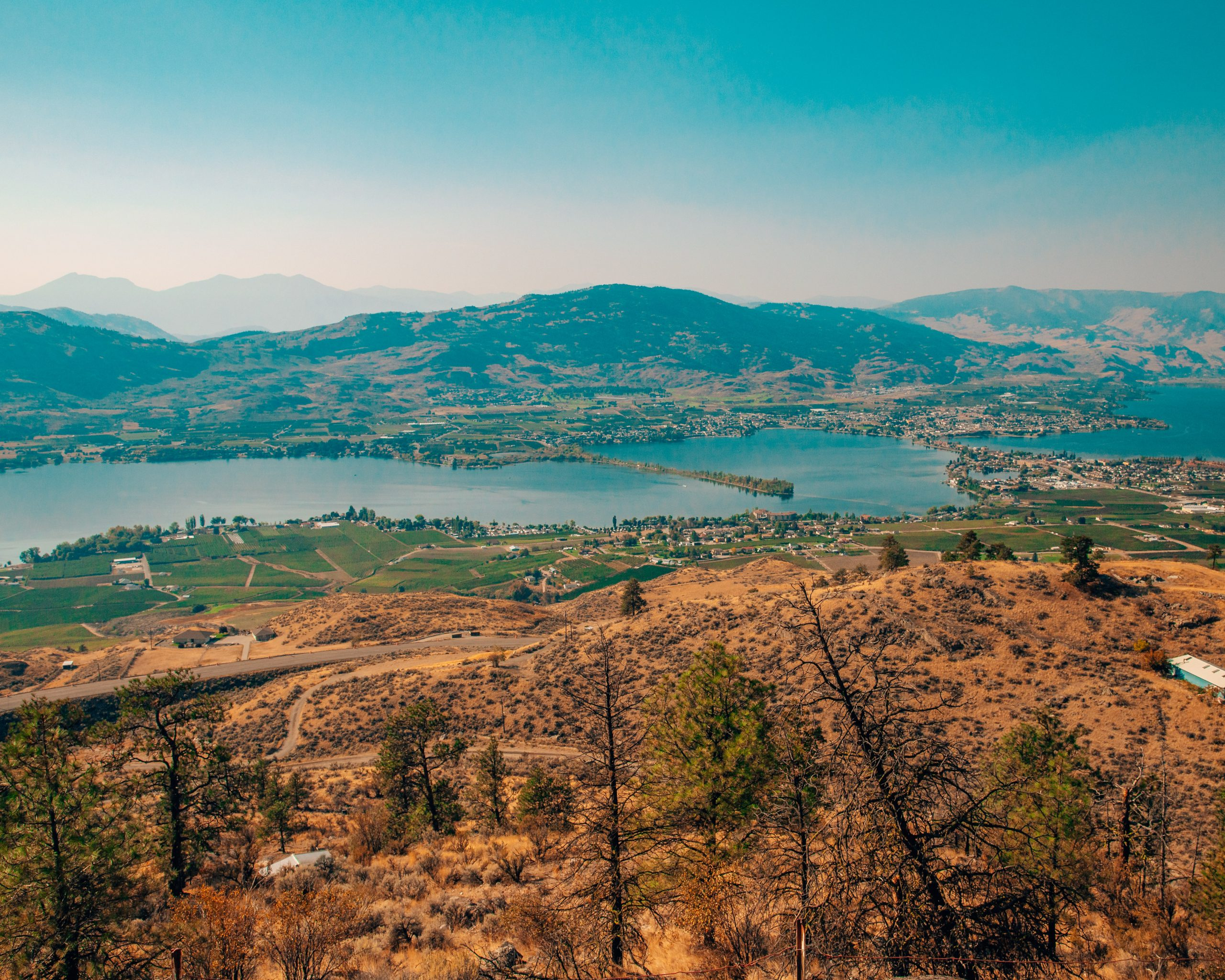 Osoyoos View Point British Columbia