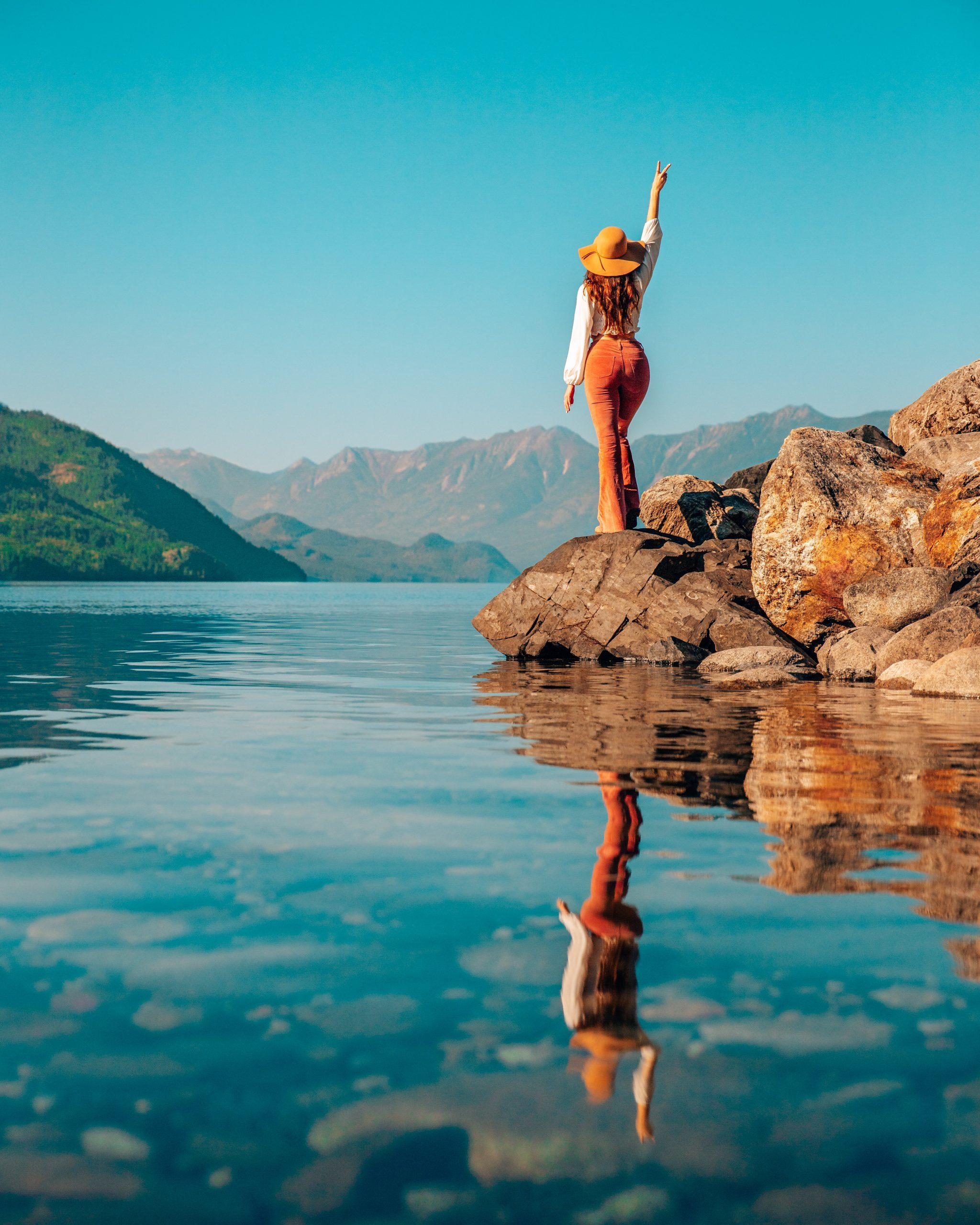 Slocan Lake British Columbia