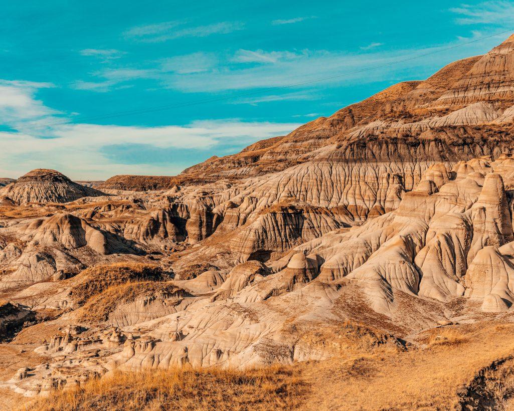 Alberta Badlands and Hoodoos