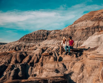 Best Things to do in Drumheller Badlands Alberta