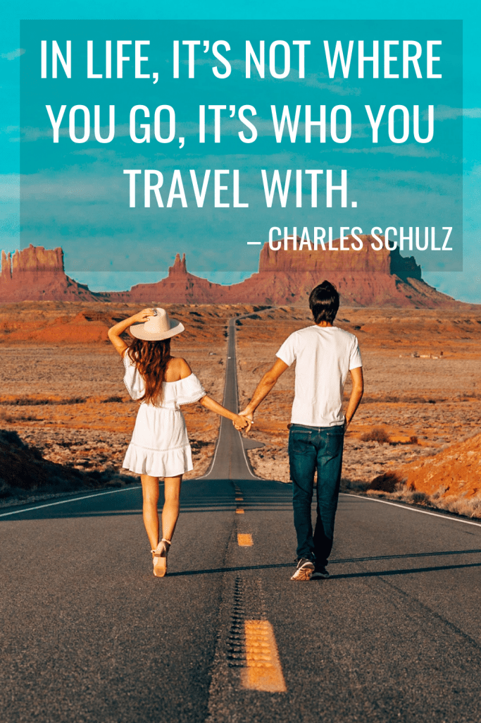Best Travel Couple Quotes for Instagram Captions