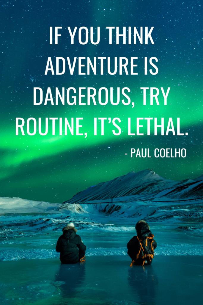 Best Adventure Travel Captions