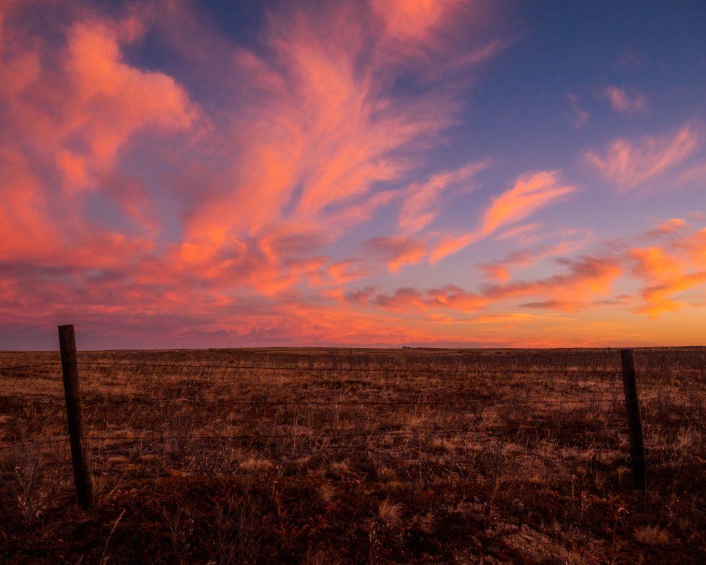 Saskatchewan Sunrise at Big Sand Hills
